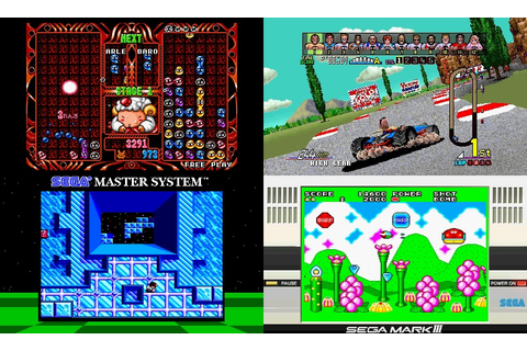 Review: Sega 3D Classics Collection is certainly an ...