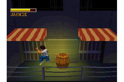 Jackie Chan Stuntmaster Download Game | GameFabrique