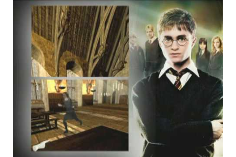 Harry Potter et l'Ordre du Phénix Trailer DS - YouTube