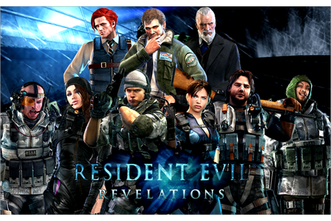 Resident Evil Revelations In The Test