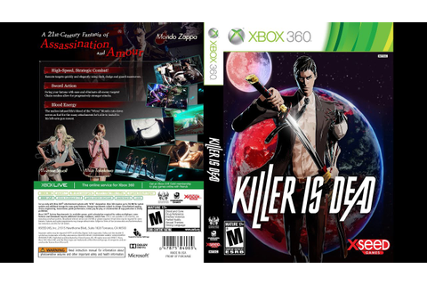 Killer is Dead gameplay XBOX360 - YouTube