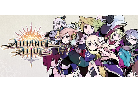 The Alliance Alive 3DS demo goes live in North America ...
