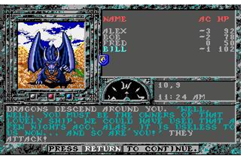 Dark Queen of Krynn Download (1992 Amiga Game)