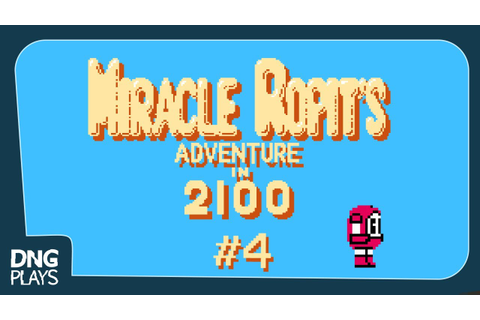 Miracle Ropit's Adventure in 2100 - Episodio 4 - Fukin ...