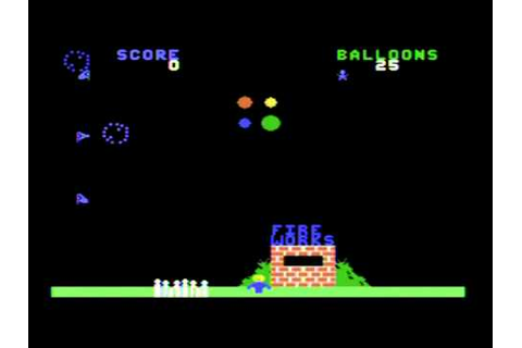 Gust Buster Review ColecoVision - YouTube