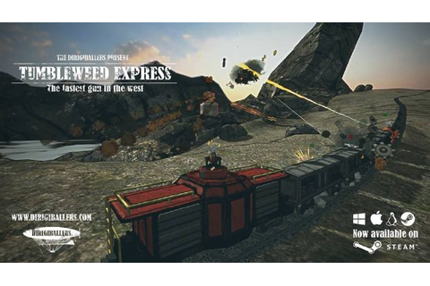 Tumbleweed Express Free Download PC Games | ZonaSoft