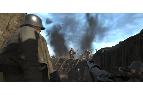 WW1 FPS Verdun Update Adds Co-op Survival, Gore | Rock ...