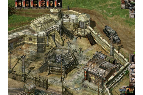 Commandos 2: Men of Courage - Download Free Full Games ...