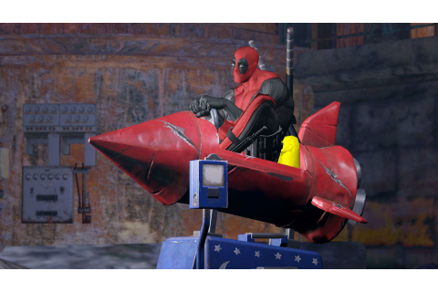 Deadpool (PS4 / PlayStation 4) Screenshots