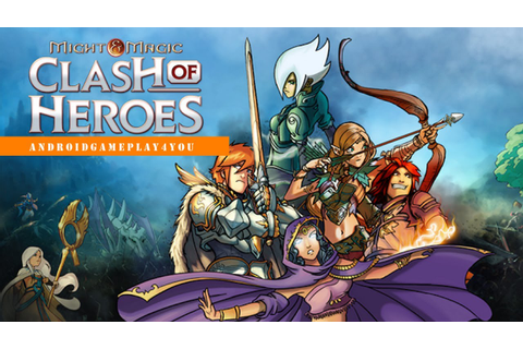 Might & Magic Clash of Heroes Android Gameplay [Game For ...