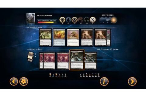 Magic 2014: Duels of the Planeswalkers Free Download ...