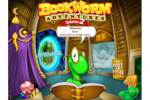 Codename: Huggs: GAMES: Bookworm Adventures Volume 2