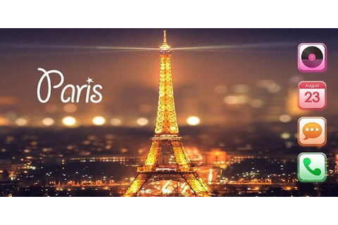 App Eiffel Tower theme: Love Paris APK for Windows Phone ...