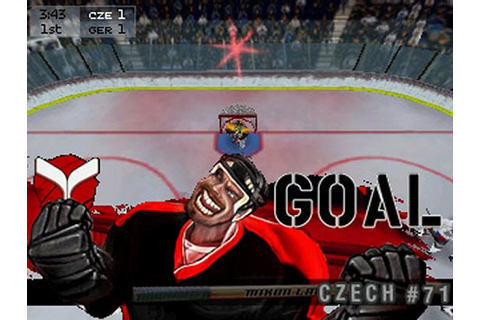 Hockey Rage 2005 - Gizmondo - Industry - Feature - HEXUS.net