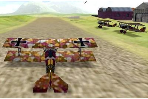SunnY Rao: PC-Red Ace Squadron (RED BARRON) Game