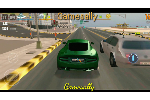 Crazy car racing game | Car game | Android game - YouTube