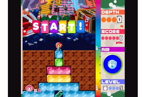Mr. Driller Download (2000 Puzzle Game)