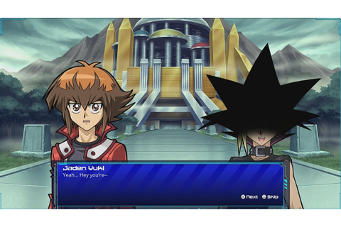Yu-Gi-Oh! LEGACY OF THE DUELIST #8 | DIRECTO | GX ...