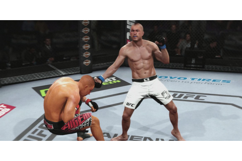 EA Sports UFC 2 voor PlayStation 4 (PS4) | Game Pagina ...