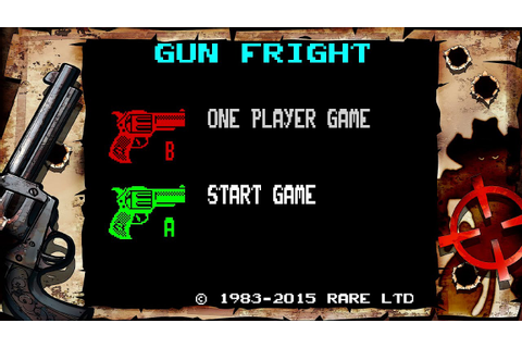 Gunfright Rare Replay Walkthrough/Preview 1080p Xbox One ...
