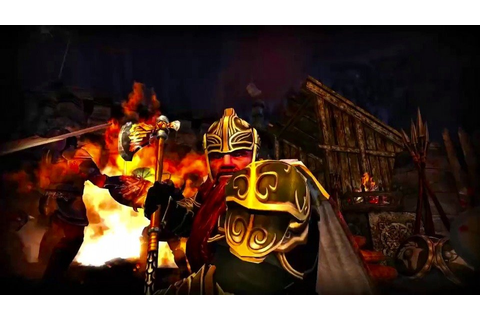 The Lord of the Rings Online: Helm's Deep - PC ...