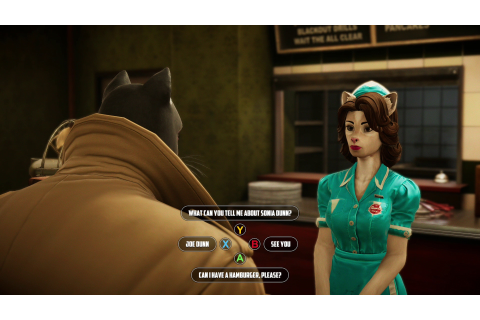 Blacksad: Under the Skin - The Next Great Detective Game ...