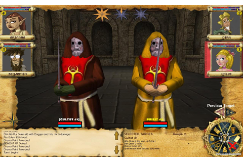 Frayed Knights: The Skull of S'makh-Daon v1.07 - скачать ...