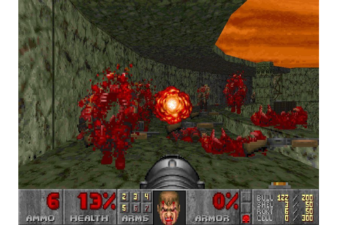 Doom is 25 years old today #Gaming #VintageComputing @ID ...