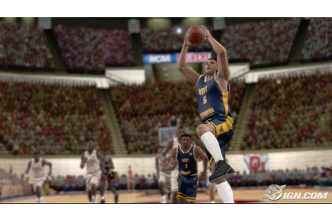 College Hoops 2K6 Screenshots, Pictures, Wallpapers - Xbox ...