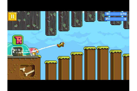 Rovio Launches 'Retry' Game Inspired By Flappy Bird ...