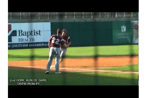 3A STATE BASEBALL CHAMPIONSHIP GAME MADISON ACADEMY VS ...