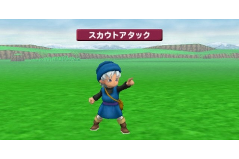 Dragon Quest Monsters: Terry's Wonderland 3D Remake ...