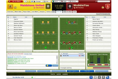 Football Manager Live Review - Football Manager Live ...