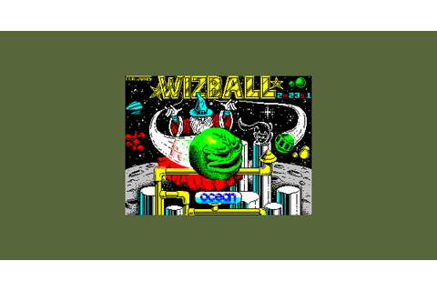 Wizball review - A classic game from 1987 | Wizball ...