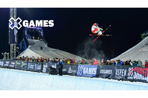 X Highlights: Men's Ski SuperPipe | X Games Aspen 2017 ...