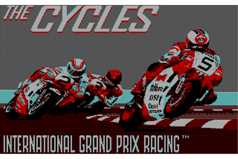 Download The Cycles: International Grand Prix Racing ...