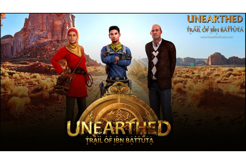 NATHAN FAKE UNEARTHED: TRAIL OF IBN BATTUTA (gameplay ...