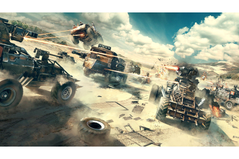 Crossout(Game Review) — Steemit