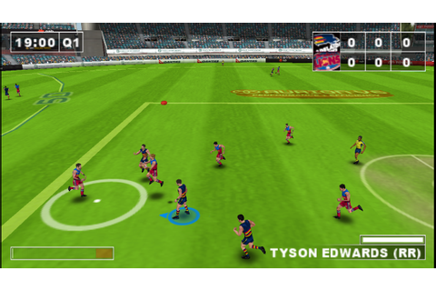 AFL Challenge PSP ISO Free Download - Free PSP Games ...