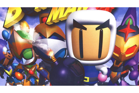 CGRundertow BOMBERMAN 64 for N64 / Nintendo 64 Video Game ...