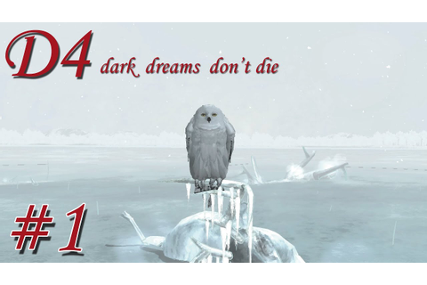 #1 D4 dark dreams don't die 日本語 PC版 game play - YouTube