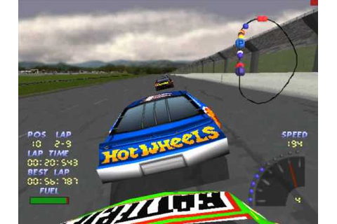 Lets play PS1 games NASCAR 98 part 8 - YouTube