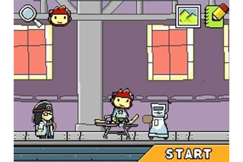 Console Gaming: Super Scribblenauts Game Review