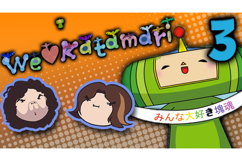 We Love Katamari: Making Stars - Part 3 - Game Grumps ...