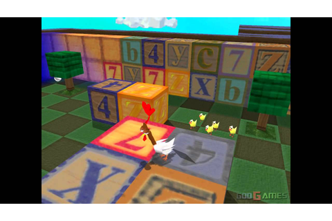 Mort The Chicken - Gameplay PSX / PS1 / PS One / HD 720P ...