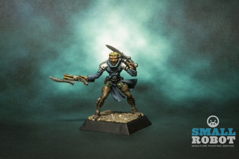 Hybrid Board Game miniatures