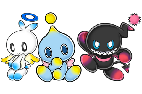 Chao (Sonic the Hedgehog) - Wikipedia