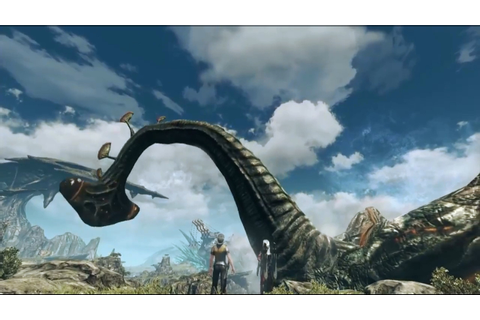 Xenoblade Chronicles X to be 5 Times as Big as its ...