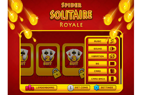 App Shopper: Spider Solitaire Royale (Games)
