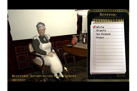 Clue Chronicles: Fatal Illusion Screenshots for Windows ...